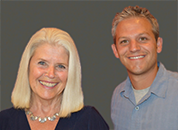 Diane Enright and Brandon Rose, Taos Real Estate Agents