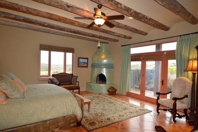 Taos Real Estate 14 Camino de Miguel TAOS MLS 96919 Bedroom