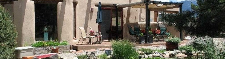 Spectacular Taos Homes with Virtual Tour Videos