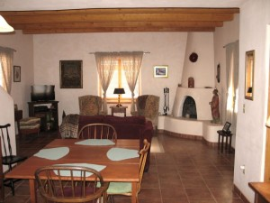 Taos Real Estate MLS 94678 Dining Room